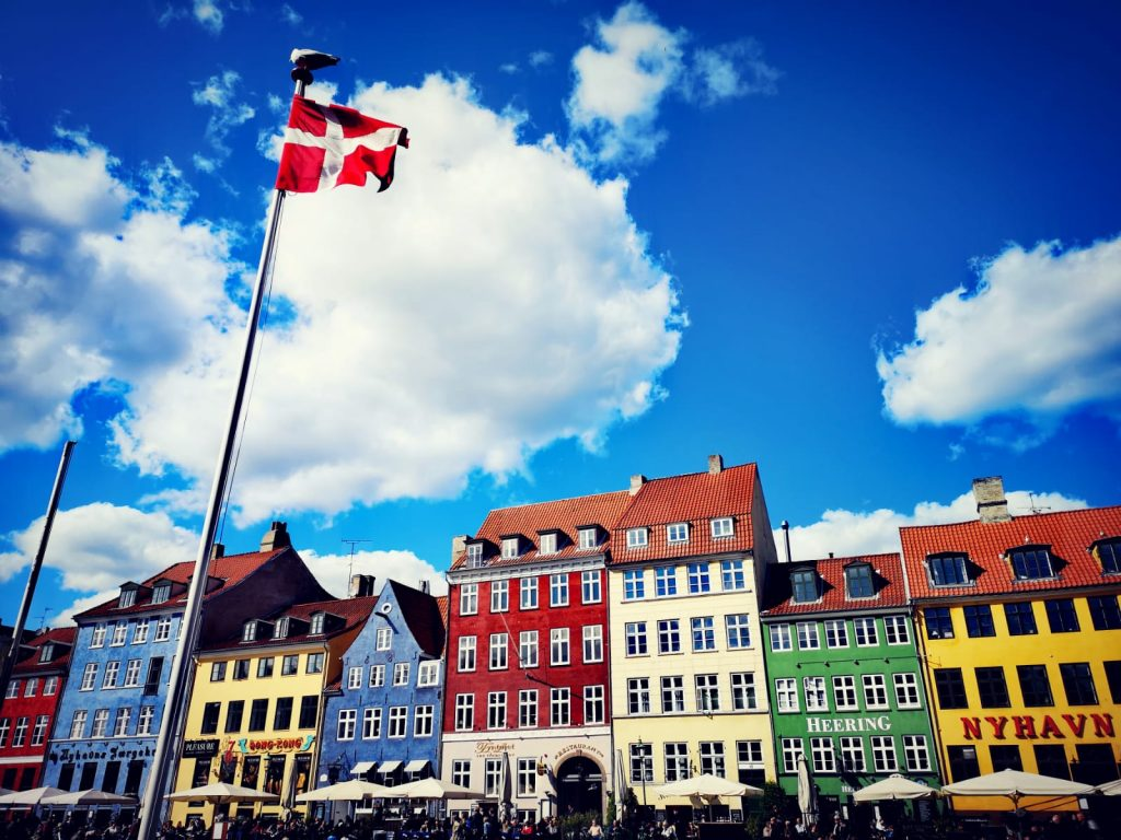 Visit Denmark - Dannebrog, the Danish flag