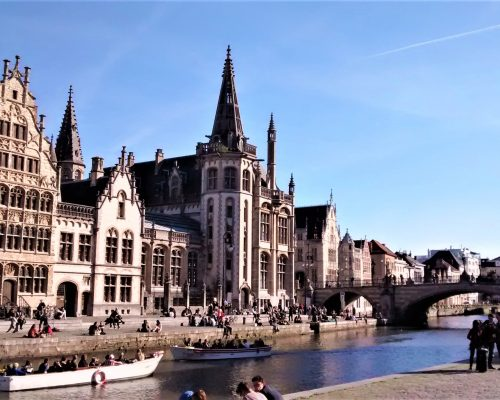 Visit Ghent in one day