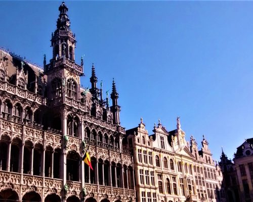 Two days in Brussels - La Grande Place
