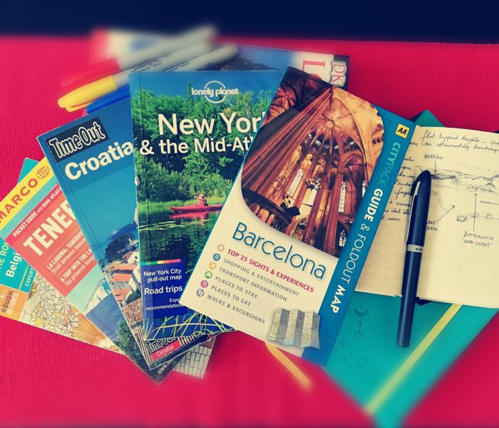 Choose a travel guide