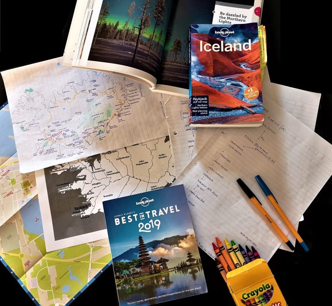 How to effectively plan your trip